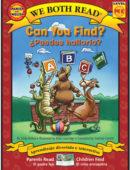 Can You Find? / Puedes hallarlo?
