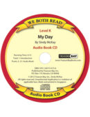 Audio Book - My Day (We Both Read) - CD