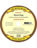 Audio Book-About Dogs (We Both Read)-CD