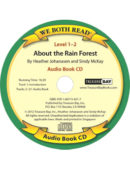 Audio Book-About the Rain Forest (We Both Read)CD