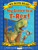 My Sitter Is a T-Rex!