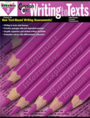 Common Core - Writing to Texts - Level 2