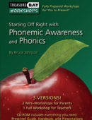 Workshop-Phonemic Awareness and Phonics (CD)