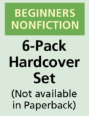 6-Pack of Beginners Nonfiction Series (6 each of 32 titles)