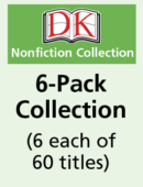 6-Pack DK Readers Collection (6 each of 60 titles)