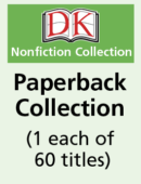 DK Readers Nonfiction Collection (1 each of 60 titles)