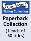 I Can Read Fiction Collection (1 each of 60 titles)
