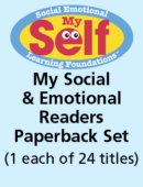 My Social & Emotional Readers Set (1 each of 24 titles)