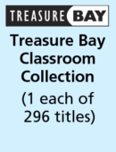 Treasure Bay Classroom Collection ― (9 different series – 296 titles)