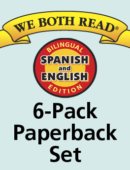 6-Pack of Bilingual - We Both Read Sets (6 each of 24 titles)