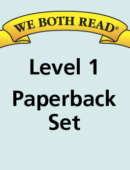 Level 1 - We Both Read (1 each of 17 titles) - Paperback
