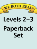 Level 2-3 - We Both Read (1 each of 12 titles) - Paperback