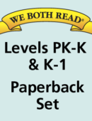 Levels PK-K & K-1 - We Both Read - (1 each of 21 titles) - Paperback