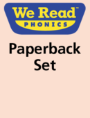 Complete We Read Phonics Series (1 each of 21 titles) - Paperback