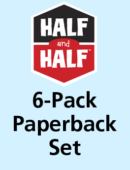 6-Pack Half and Half Set (6 each of 9 titles) - Paperback