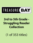 Struggling Reader Collection - Grades 3-5 (1 each of 353 titles)