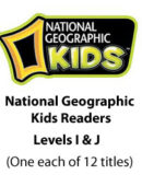 National Geographic Kids Readers - Levels I & J (12 titles) - Paperback