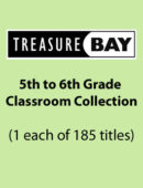 5th to 6th Grade Classroom Collection (1 each of 185 titles)