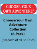 Choose Your Own Adventure Collection - 6-Pack Paperback Set (6 each of 36 titles)