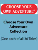 Choose Your Own Adventure Collection - Levels L - T  Paperback Set (36 titles)