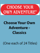 Choose Your Own Adventure Collection - Classics - Paperback Set (24 titles)