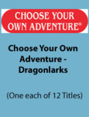 Choose Your Own Adventure Collection - Dragonlarks Paperback Set (12 titles)