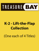 K-2 Lift the Flap Collection - (4 titles)