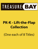 PK-K Lift the Flap Collection - (8 titles)