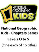 National Geographic Kids Readers - Chapters (16 titles) - Paperback