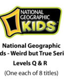 National Geographic Kids Readers - Weird but True (8 titles) - Paperback