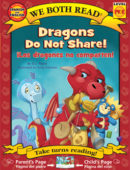 Dragons Do Not Share!-Los dragones no comparten! (Bilingual)