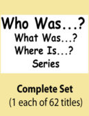 Who Was...? What Was? Where Is? Collection - Paperback (62 titles)