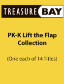PK-K Lift the Flap Collection - (14 titles)