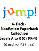 6-Pack Jump! Nonfiction Collection (6 each of all 42 titles) - Paperback