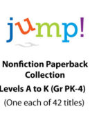 Jump! Nonfiction Collection (1 each of all 42 titles) - Paperback
