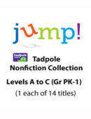 Jump -- Tadpole Collection - Levels A-C (19 Titles) - Paperback
