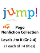 Jump -- Pogo Collection - Levels J-K (14 Titles) - Paperback