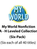 6-Pack My World Paperback Collection