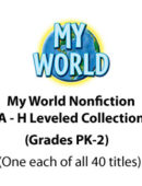 My World Paperback Collection