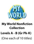 My World - Levels A-B
