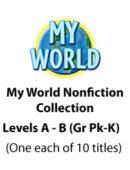 My World - Levels A-B