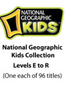 National Geographic Kids Collection - Paperback - (1 each of all 96 titles)