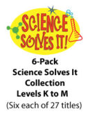 6-Pack Science Solves It! Collection