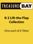 K-2 Lift the Flap Collection - (6 titles)