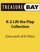 K-2 Lift the Flap Collection - (8 titles)