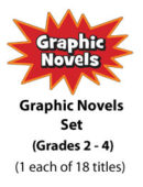 Graphic Novel Collection (Grades 2-4) (18 titles)