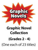 Graphic Novel Collection (Grades 2-4) (23 titles)