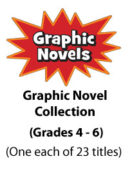 Graphic Novel Collection (Grades 4-6) (23 titles)
