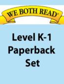 Levels K-1 - We Both Read - (1 each of 14 titles) - Paperback