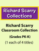 Richard Scarry Classroom Collection (4 titles)